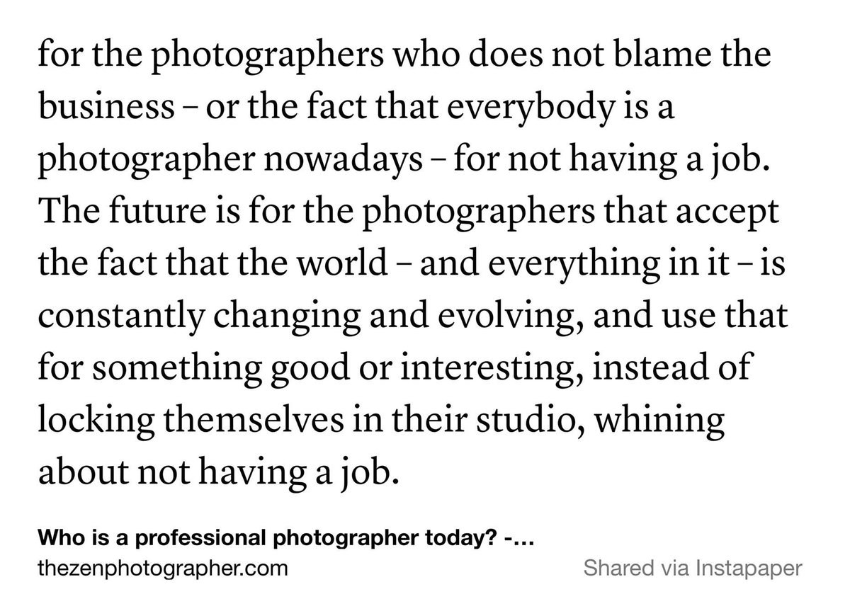 Who is the future of photography for? http://t.co/3nBegPkIC5 http://t.co/EpdjrrI5wr