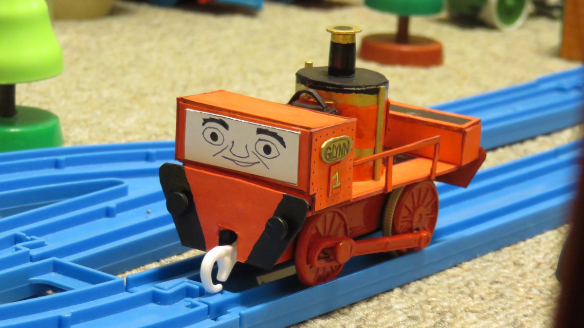 Ttn1gwr On Twitter Tomytrackmaster Glynnhomemade Httptco