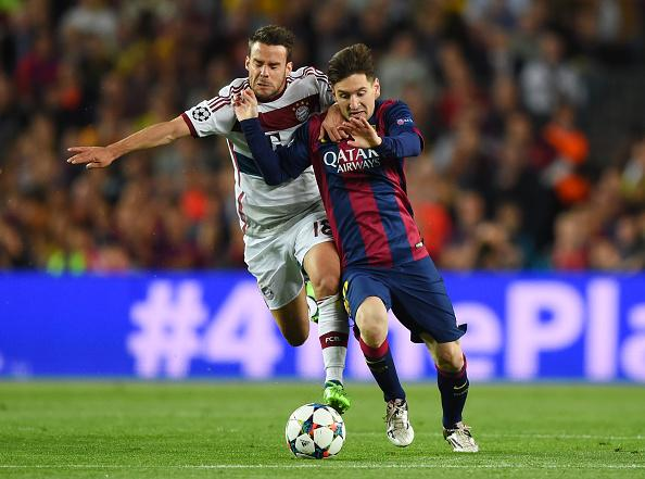 Champions League: BAYERN-BARCELLONA, diretta tv streaming su Sky