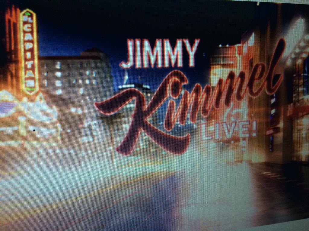 #jimmykimmel will be worth staying up for tonight. #John Stamos and more !! @10News 1135<br>http://pic.twitter.com/vx7sPoPAZl
