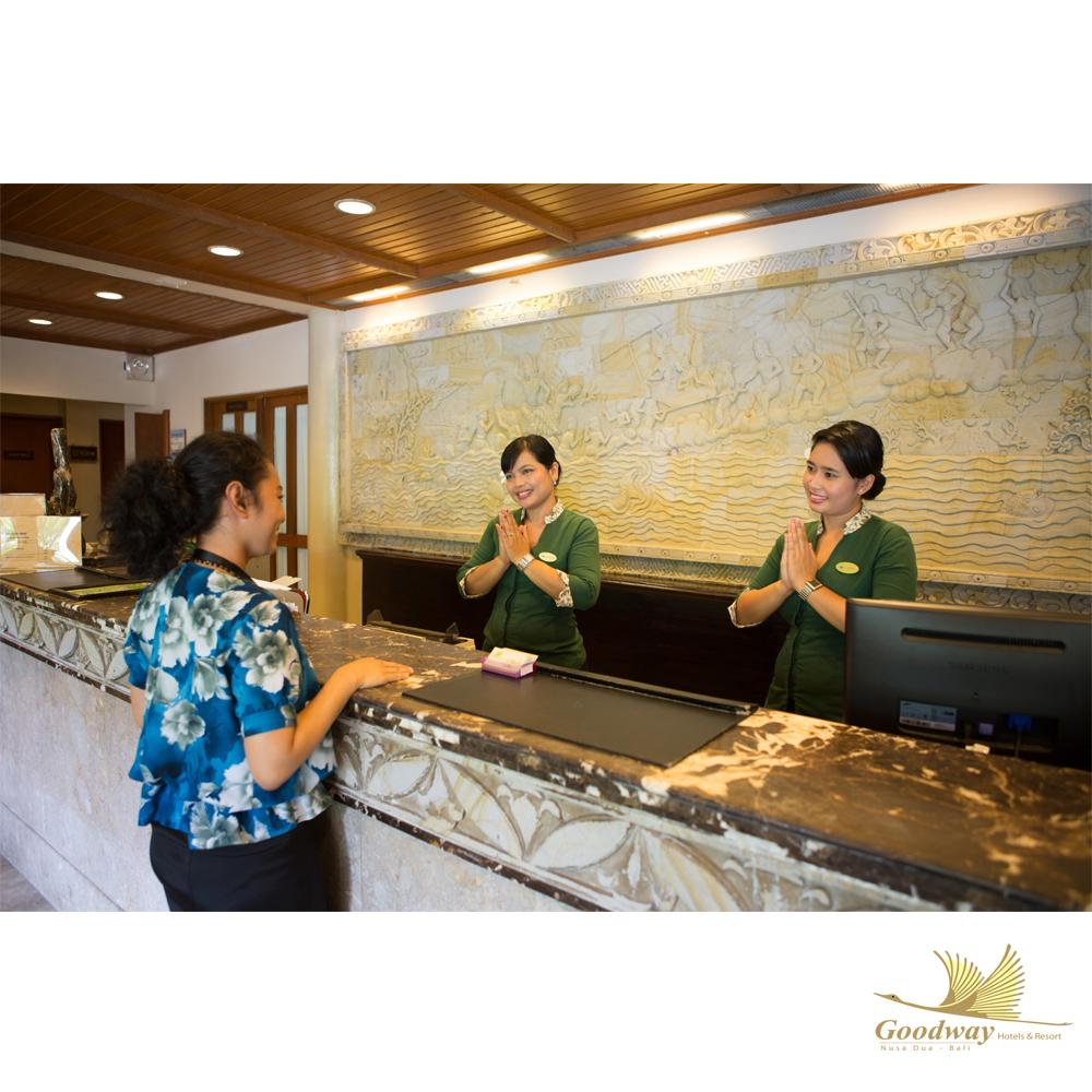 Plagoo Holiday Hotel On Twitter Warmest Greetings From Goodway Hotel Resort Bali With Our Friendly Staff Makes You Feel Like Home Http T Co Touh2zdu3v