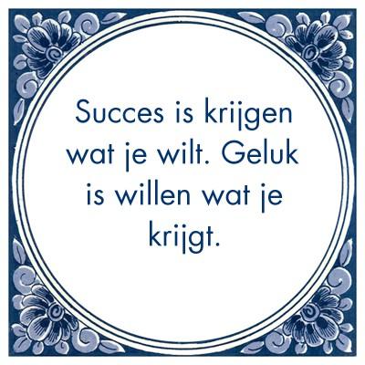 spreuken geluk succes Martijn Wessels on Twitter: