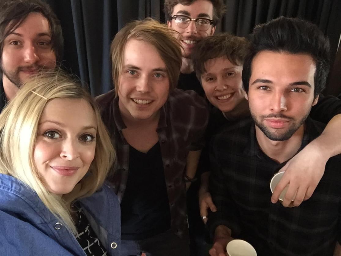 So excited for @NBThieves live Lounge later! #R1academy http://t.co/ynfsFnBru2