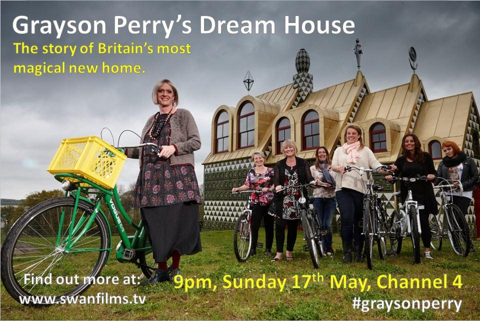 Twitter Grayson Perry 4 Grayson Perry's Dream