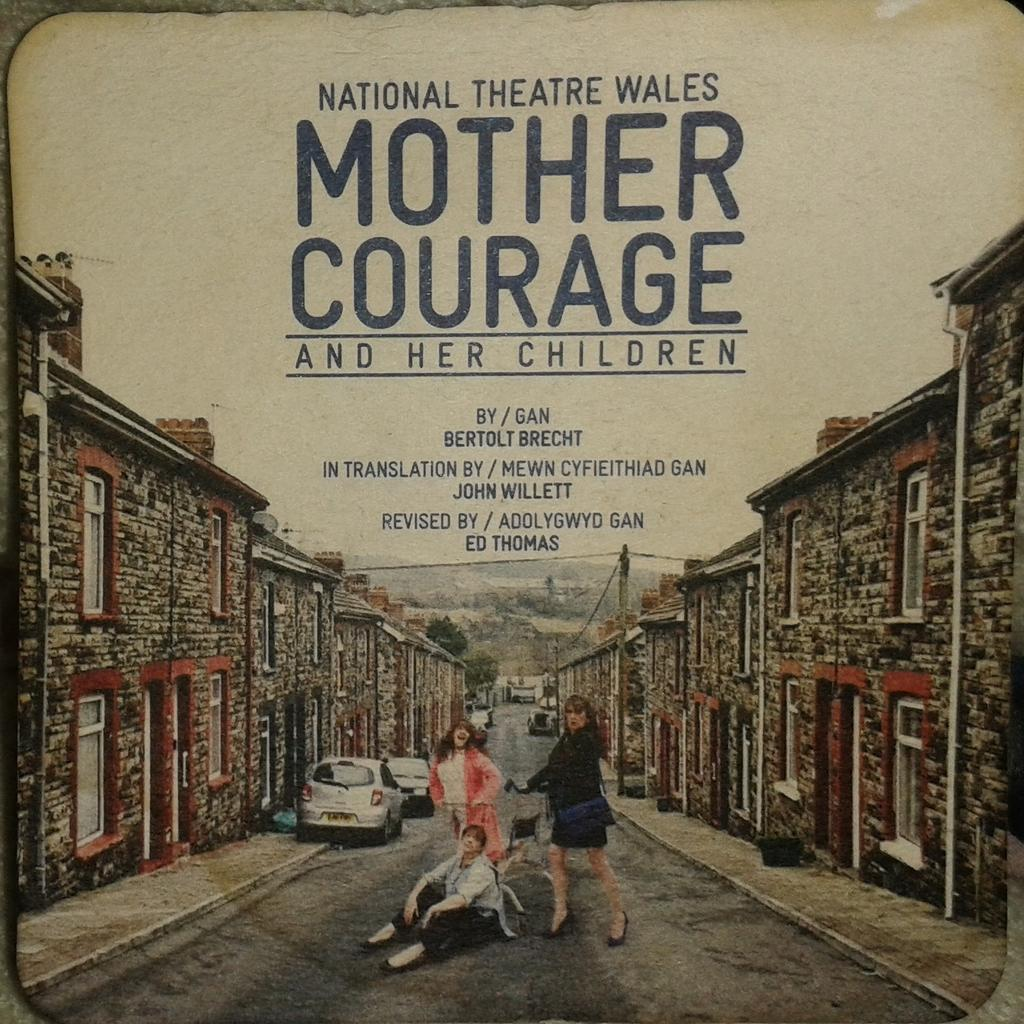 #ntwMother Courage was sooo awesome at Merthyr Lab Club! Consequences of courage&survival - a MUST SEE by @NTWtweets http://t.co/Tvomw7xQuW