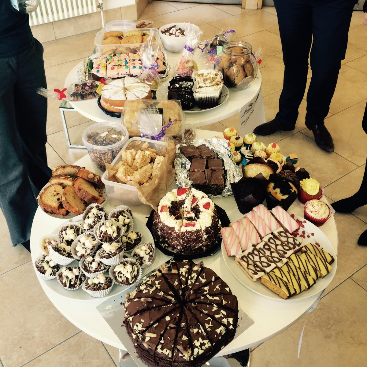 Stelfox On Twitter Cake Sale In Aid Of Indreniorg Nepal