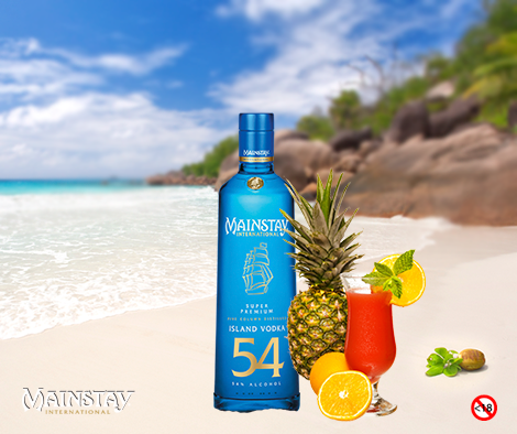 Mainstay 54 goes well with mixes like Pineapple, cranberry and orange. What's your favourite mix? http://t.co/hSVy5hcqtC