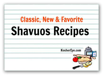 Just posted- our #Shavuos cookbook- Many of our favorite #dairy #recipes- Check back often!  http://t.co/pxmLEgEUOu http://t.co/ISrmAZbQRi