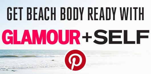 We teamed w/ @SELFMagazine to pin the best bikinis, beauty tips & workout moves on @pinterest: http://t.co/8XgOSGubg1 http://t.co/VT7FGZNsoM
