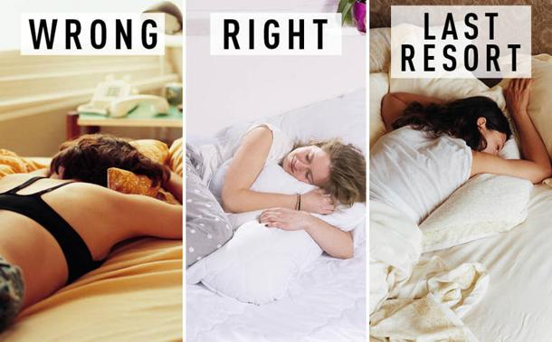 18 Ways You're Sleeping Wrong: http://t.co/ThpLqc7rej http://t.co/yLaDrrhen5