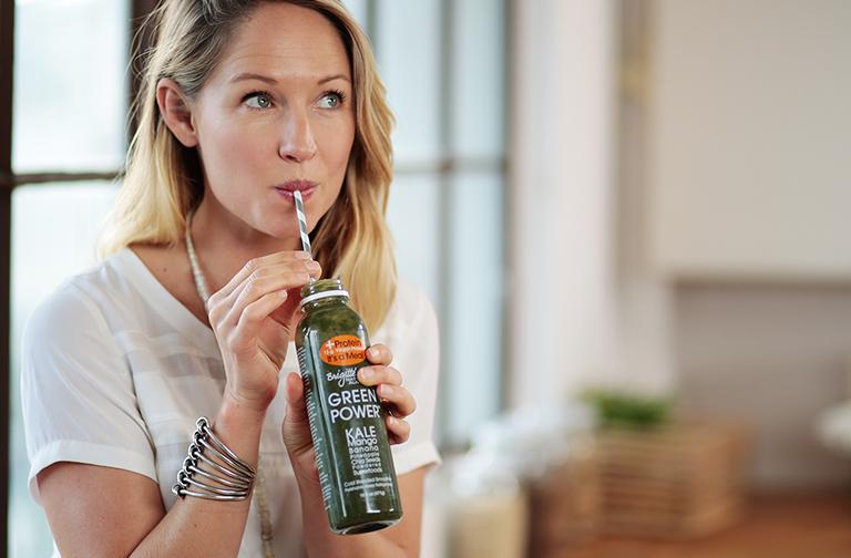 Shop this video: Your protein-packed green juice cleanse http://t.co/FnvS0Mll8b http://t.co/qTyYuLtLc0