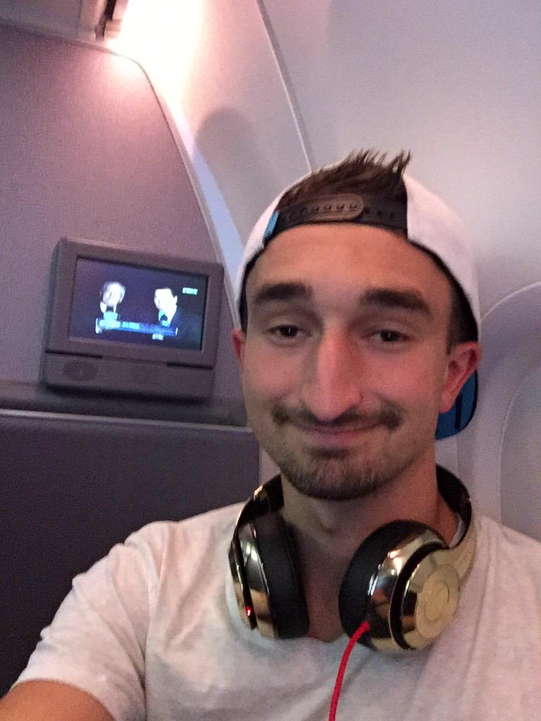 "Jerome Aceti on Twitter: ""Legit this is the best flight ..."
