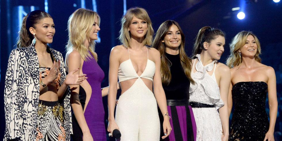 How to Roll Squad Deep Like Taylor Swift: http://t.co/izYNzbErnj http://t.co/s2lvjzM9ZC