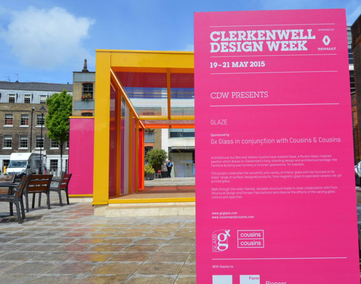 You can still read our reviews of Clerkenwell Design Week here: http://t.co/cOCyLp3Ujp #CDW2015 http://t.co/EJH6ASswBf
