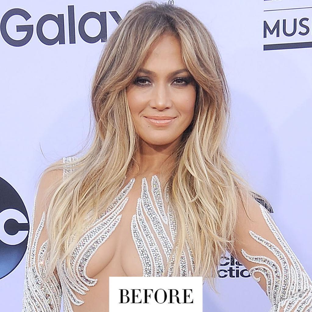Jennifer Lopez just cut off ALL her hair: http://t.co/hIo4vfOpfS http://t.co/rNxEWjJBkj