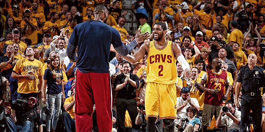 RT @cavs: FINAL: #CAVS WIN 118-88 to SWEEP the Hawks and go to the NBA FINALS!!!  GET READY, CLEVELAND!!! #ALLinCLE http://t.co/xngdRyfyN0