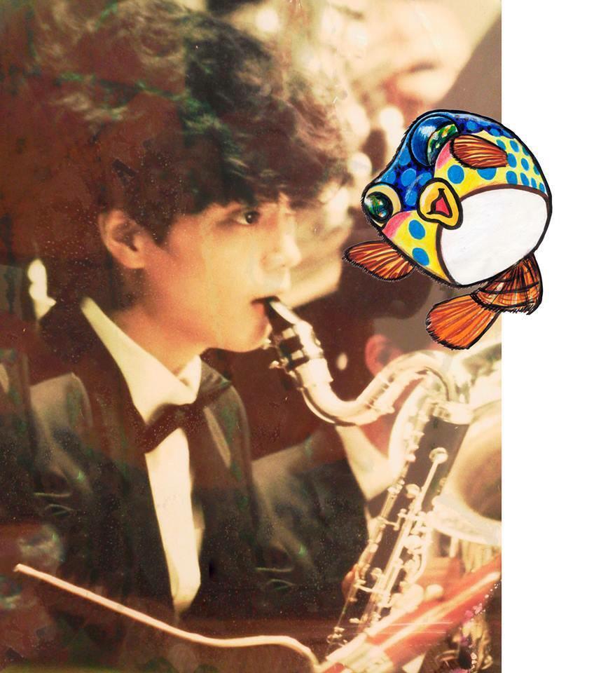 楽器 さかな クン