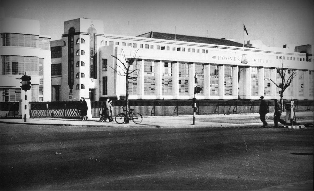 London in 1949