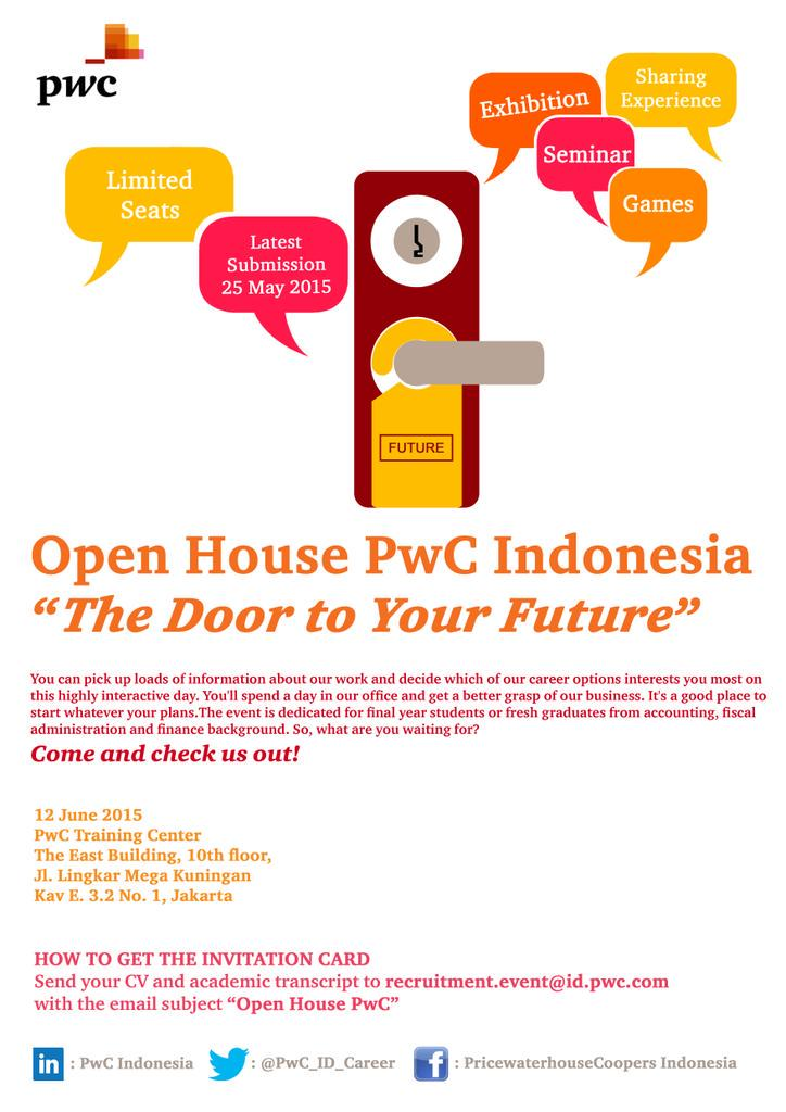 Pwc Indonesia Career On Twitter Have You Already Get The