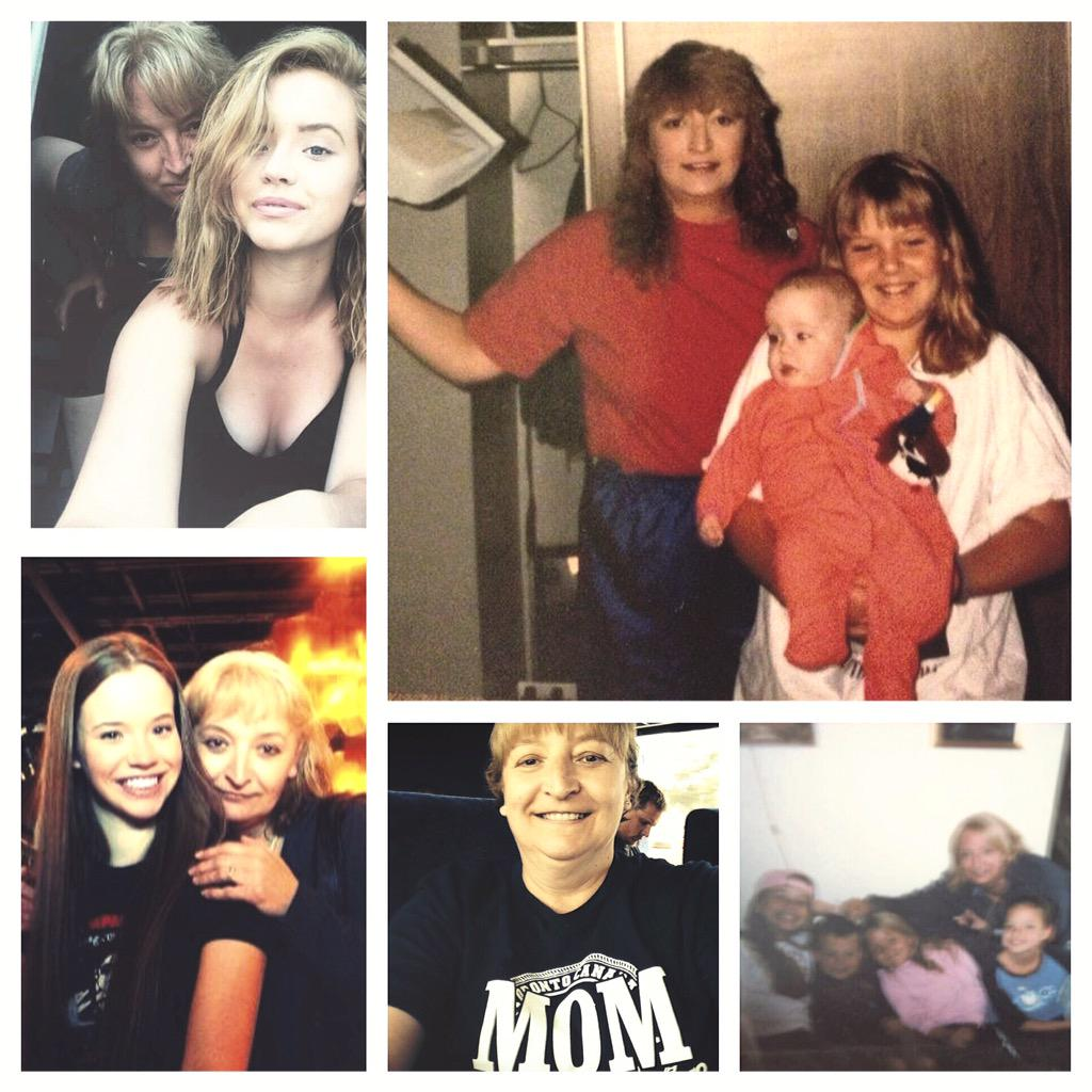 Happy birthday to this incredibly strong and fearless woman. Love you so much Mom. http://t.co/WO7w2ryYRp