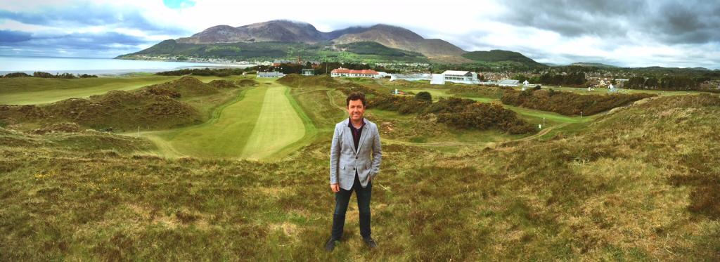 Rory may be the story, but Royal County Down is world class too!#irishopen2015 #golf http://t.co/1eGZ3DHZPX