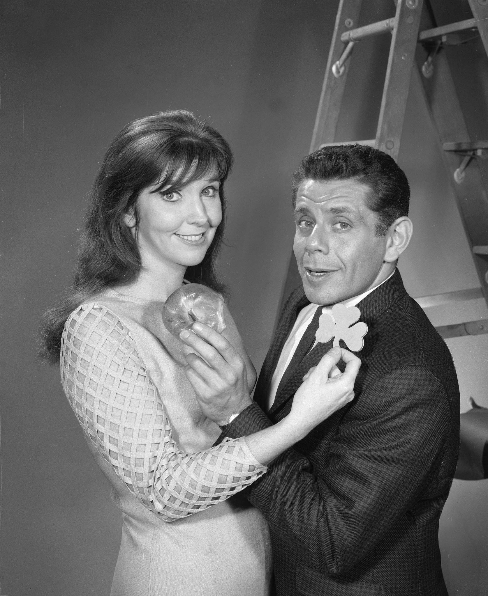 """TODAY On Twitter: """"Anne Meara And Jerry Stiller On The Ed"""