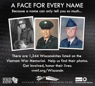 A Face for Every Name. Learn about the project from @WPR, @WisPublicTV, WI Newspaper Assoc, http://t.co/rpGMNaD3Qe http://t.co/hSqsG2NXnN