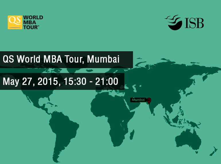 Get ahead of the herd with an #MBA! Meet ISB's Admissions Team at the #QSMBATour in Mumbai. http://t.co/f90AtFfyD2 http://t.co/HOhZfK0XQ1