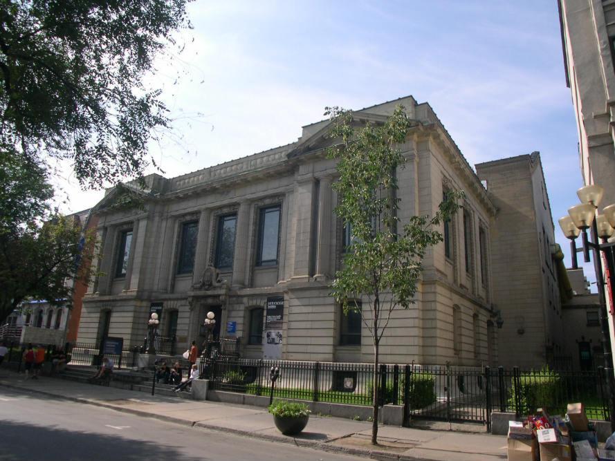 Bibliothèque saint sulpice Montréal Hélène David