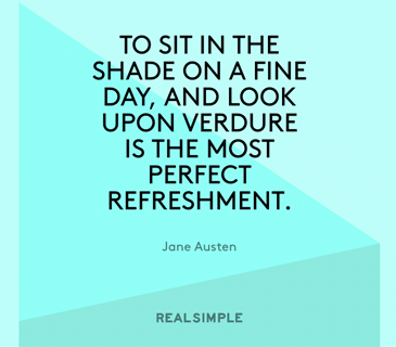 Real simple on twitter enjoy your day off quotes http for Quotes on enjoying the day