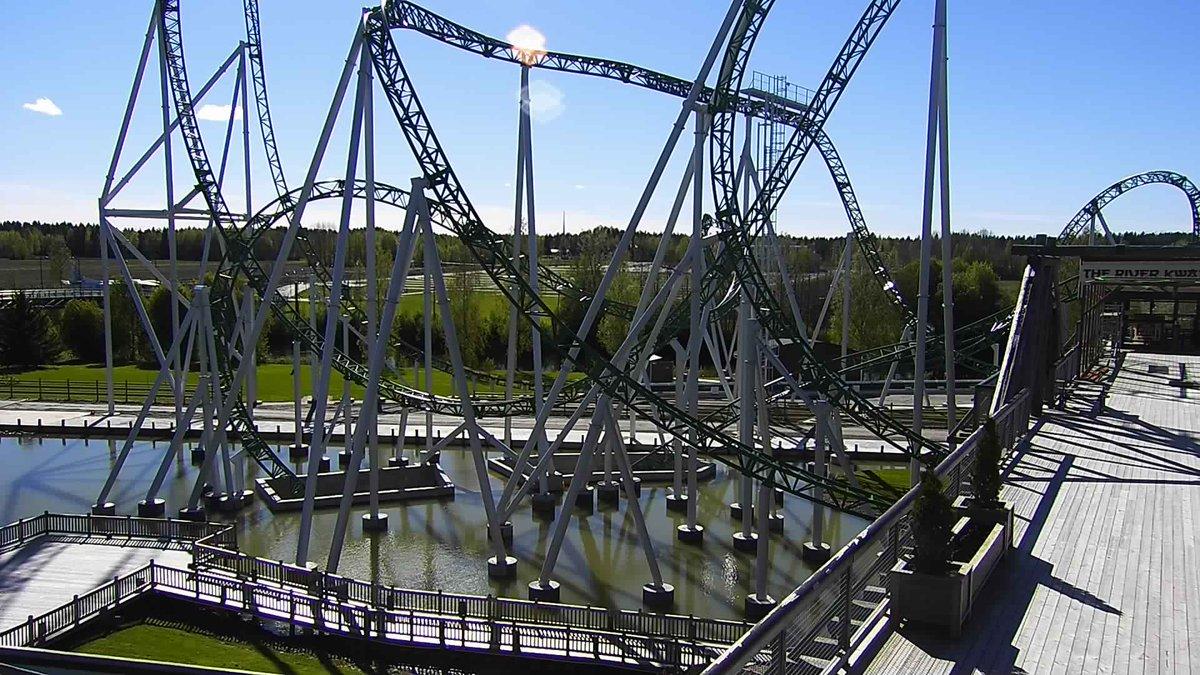 Re: PowerPark (Finland): Junker (Gerstlauer Infinity Coaster)