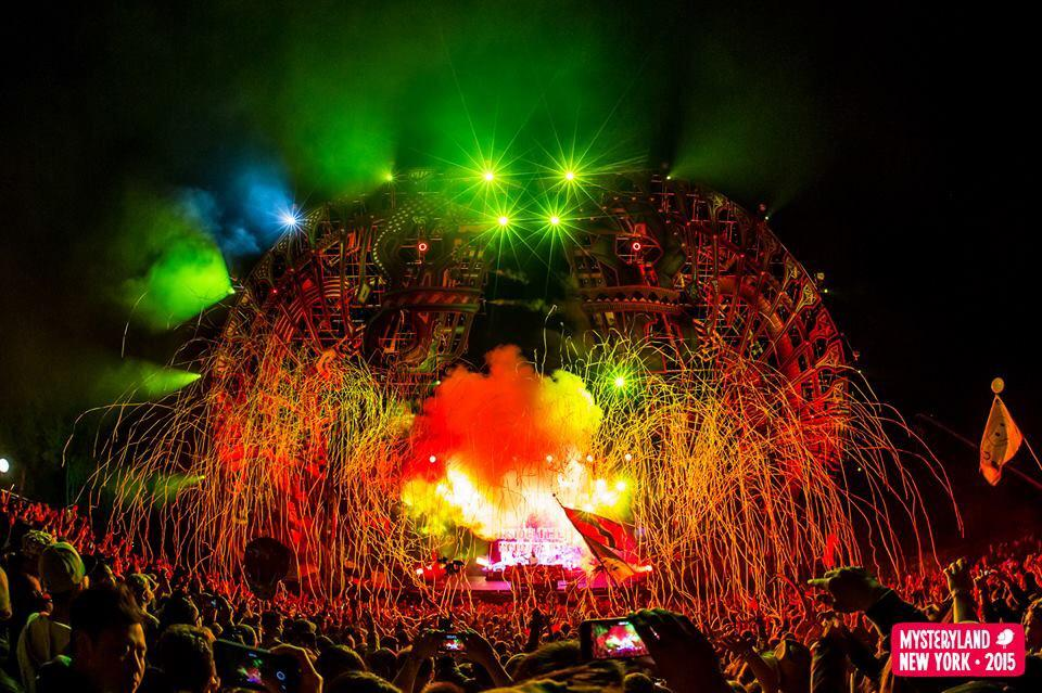 Mysteryland USA 2015 | Lineup | Tickets | Prices | Dates | Schedule | Video | News | Rumors | Mobile App | New York | Hotels