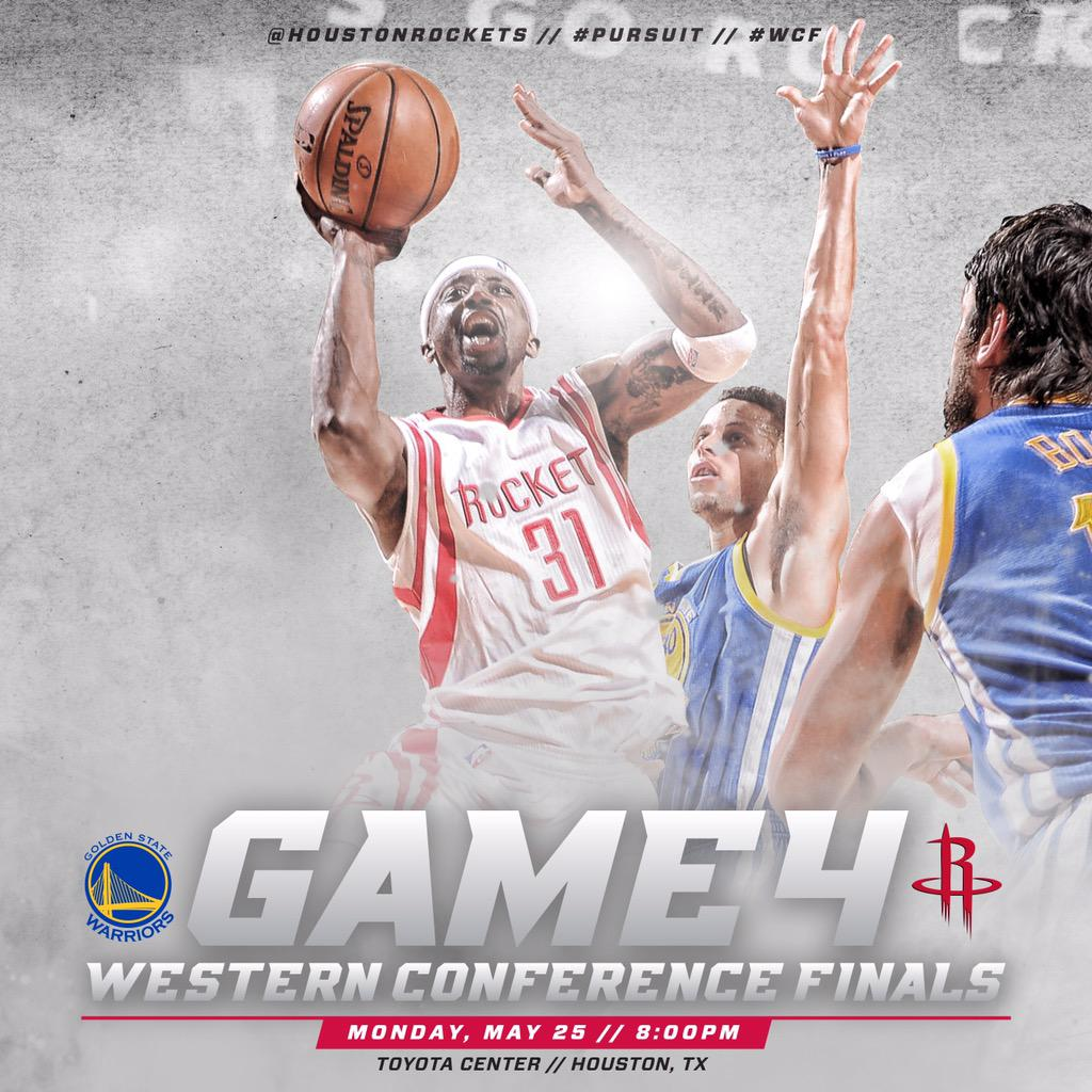 "Houston Rockets Western Conference Finals: Houston Rockets On Twitter: ""Western Conference Finals"