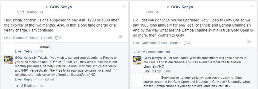 Free To Air Channels In Kenya