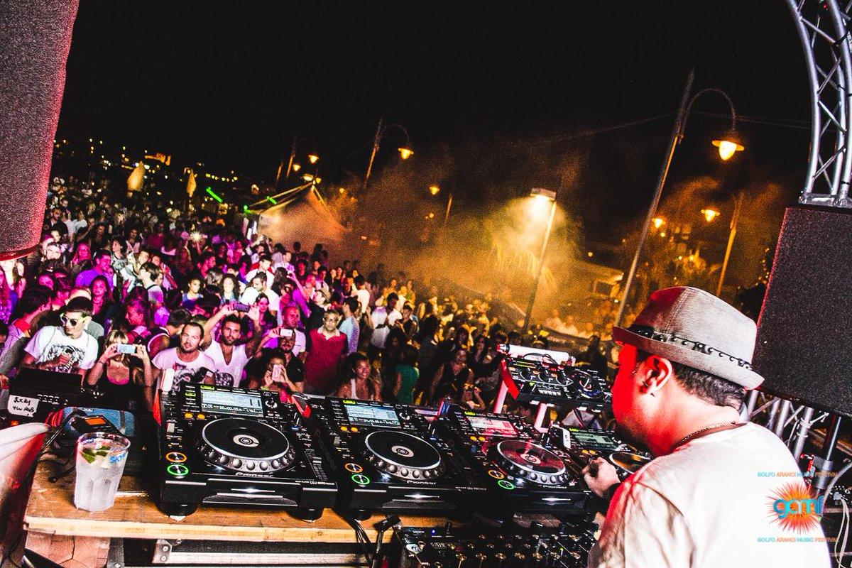 Musica: Golfo Aranci Music Festival dall'8 al 15 agosto 2015, il programma con dj Albertino