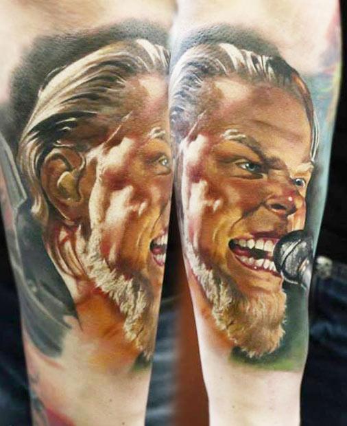 CF3OwgIWIAA9E9G - Tatuagens realistas da russa Valentina Ryabova