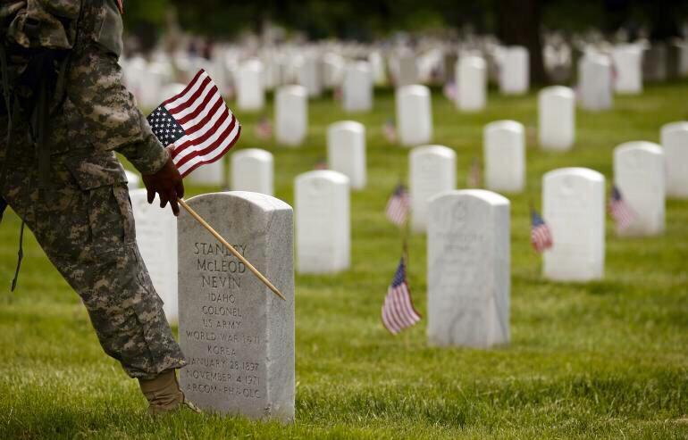 Happy Memorial Day, and Thank You to all who have served. http://t.co/L5ahA9rACg
