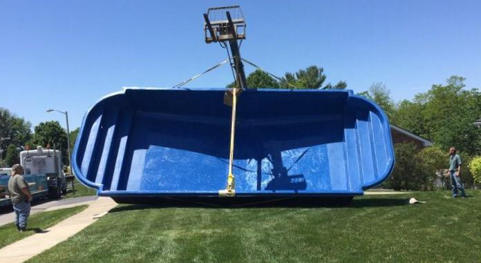 Kirk sullivan on twitter inground fiberglass sport pool for Sport pools pictures