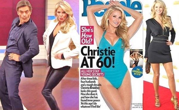 RT @TheImproperMag: #DrOz: #ChristieBrinkley, 61, shares #antiaging #vegan diet & #yoga tips #fashion #vegetarian http://t.co/Fw4SOo9c46 ht…