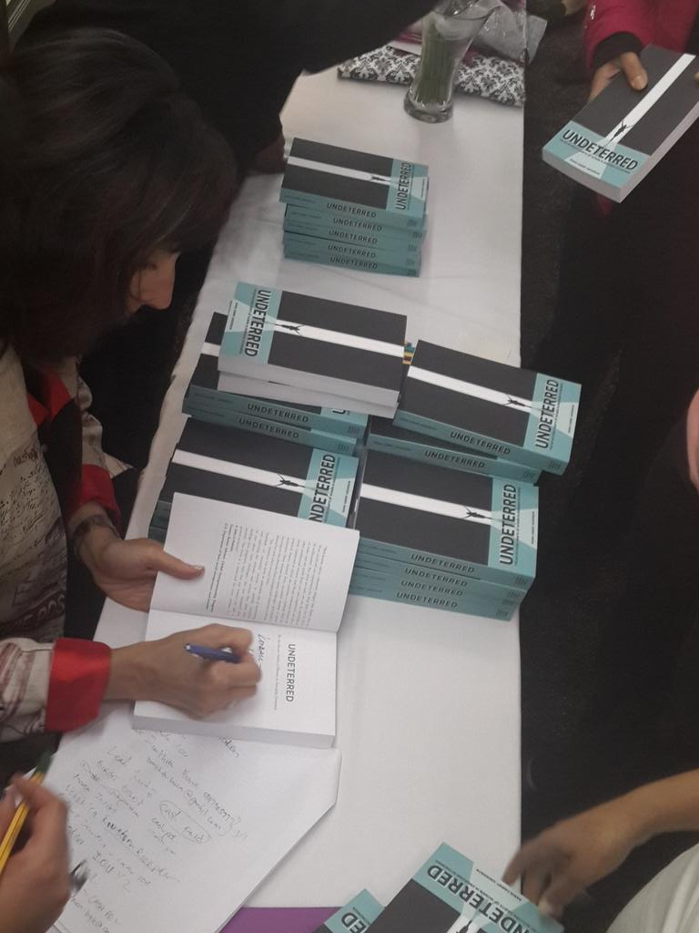 Rania Anderson book signing http://t.co/K5f427VM4S