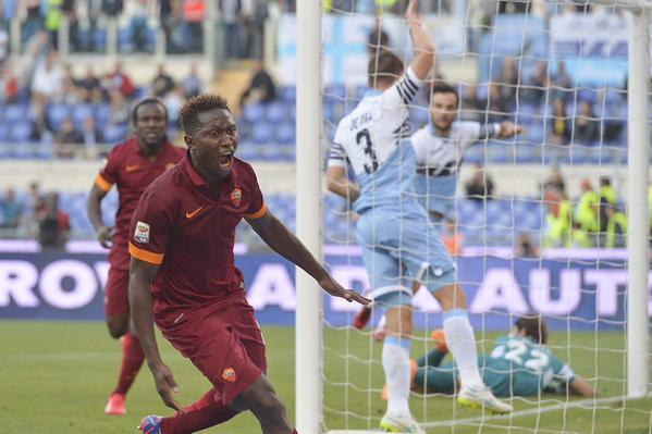 LAZIO-ROMA 1-2 Video: Yanga-Mbiwa regala la Champions ai giallorossi nel Clasico della capitale del 25 maggio 2015
