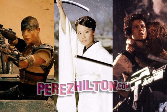Who Are The Top 20 Most Badass Women In Film History?? Find Out & Weigh In HERE! http://t.co/28y04Mg6mD http://t.co/wALurPV9kl