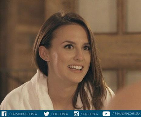 "This is @imlucywatson's ""what the merry f**k"" face #madeinchelsea http://t.co/lI4HHAw9Qz"