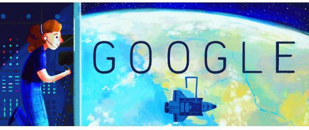 FOTO Doodle Google Sally Ride, la prima astronauta nello spazio 26 maggio 2015