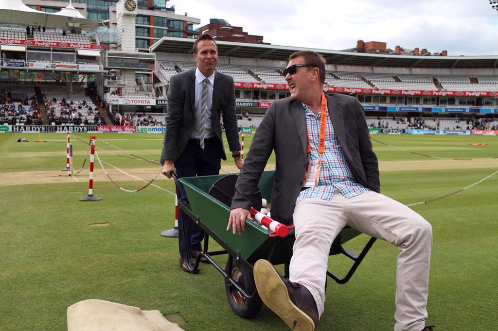 RT @bbctms: If you missed the @5liveSport @MichaelVaughan & @philtufnell show it's available as a podcast  http://t.co/dlpZ6ATezA http://t.…