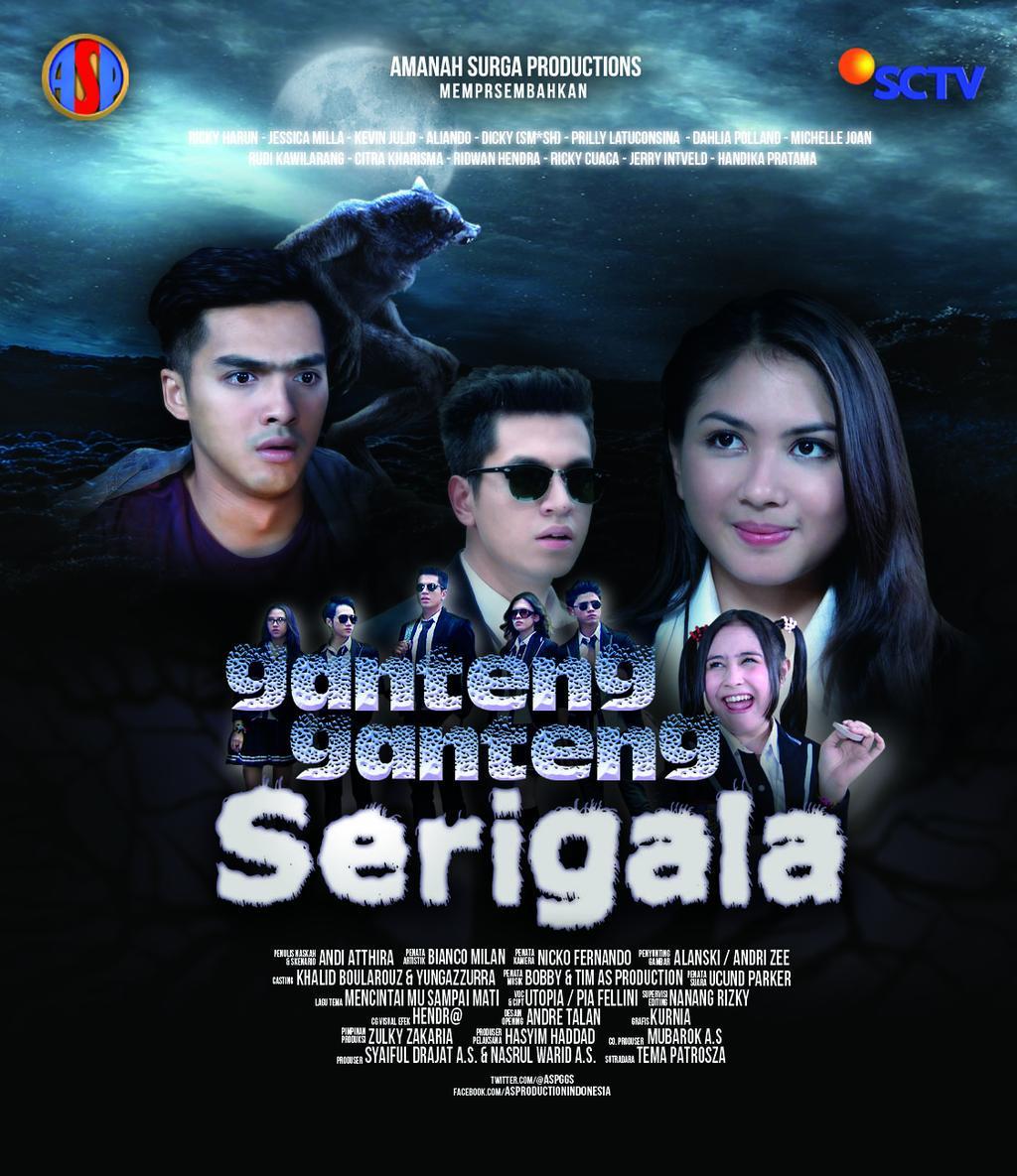 "Sctv: SCTV On Twitter: ""Nantikan #GantengGantengSerigala Cast"
