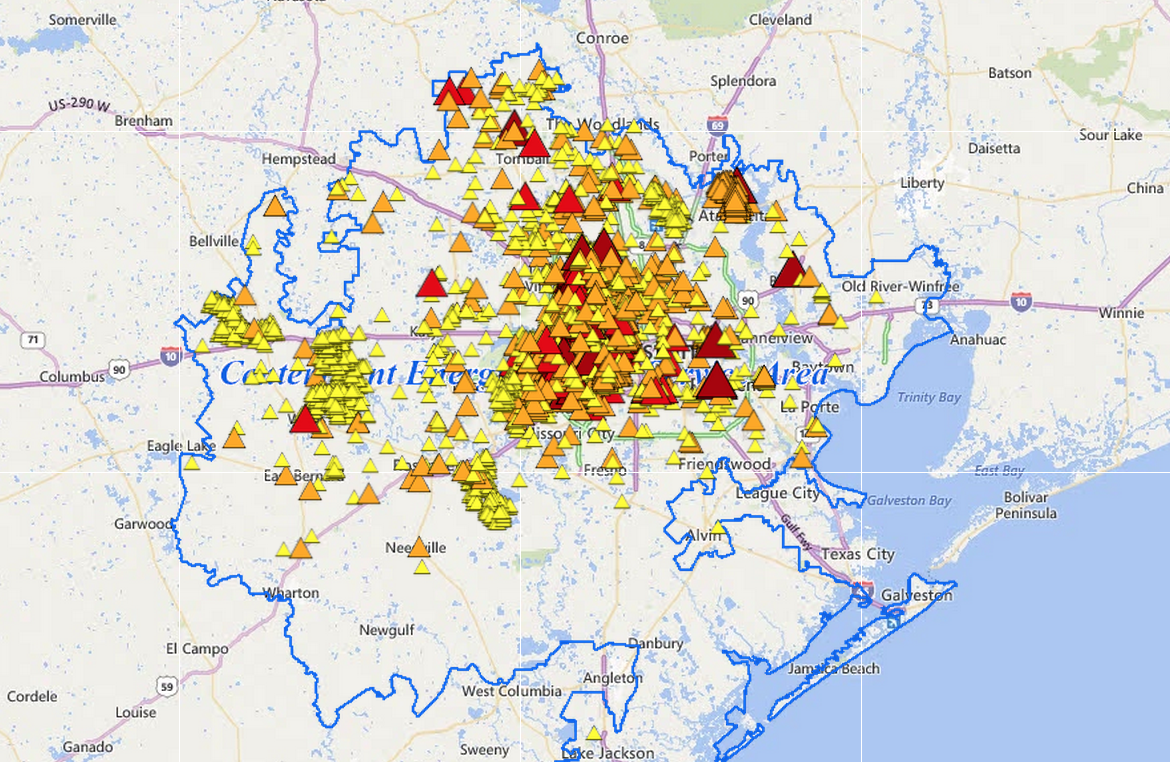 centerpoint energy outage tracker - Primus Green Energy