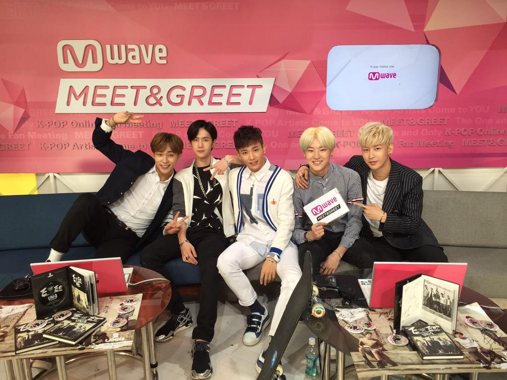 Mwave On Twitter Going Live With Uniq Very Soon Right