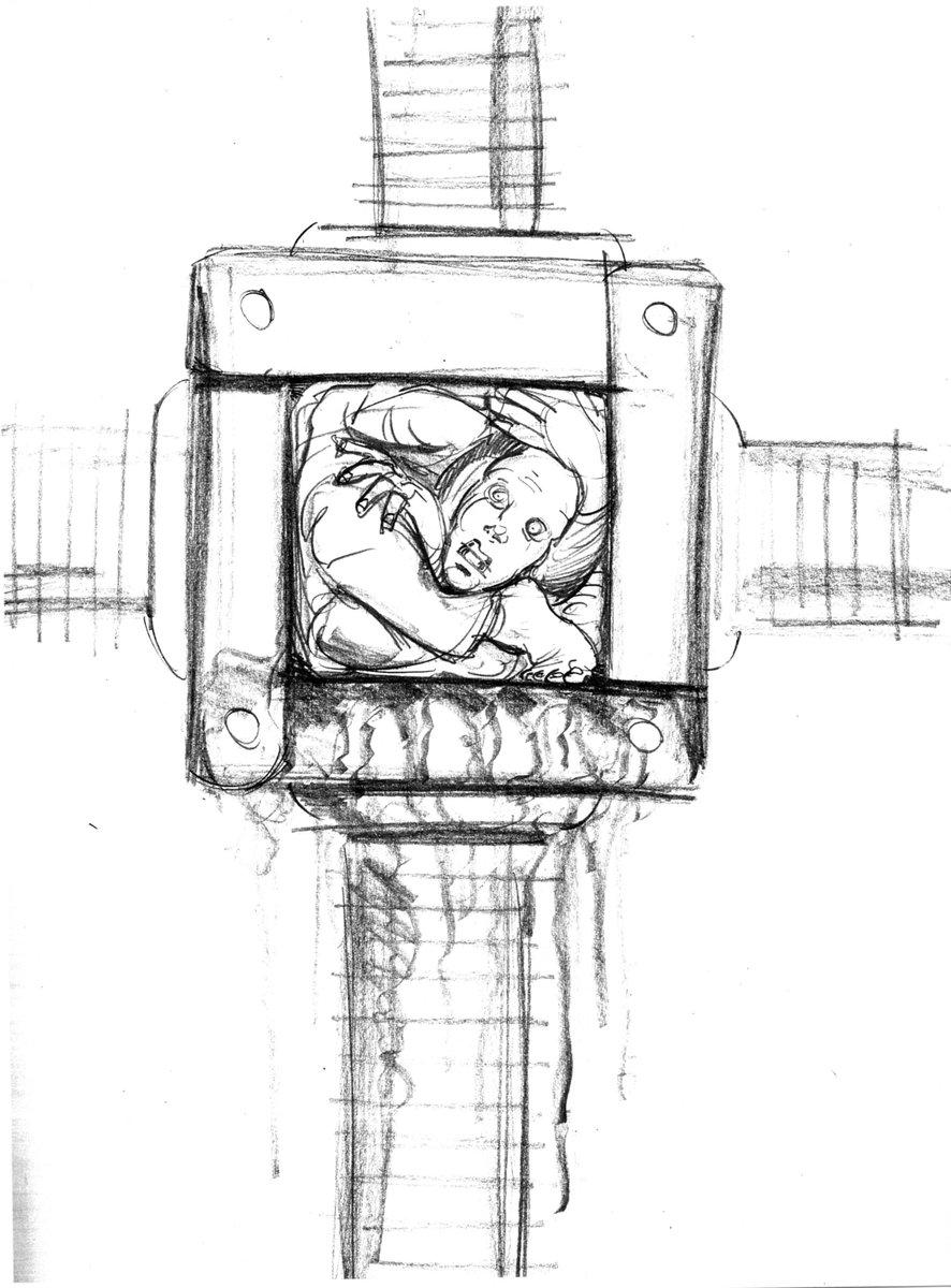Deathtrap Concept Art