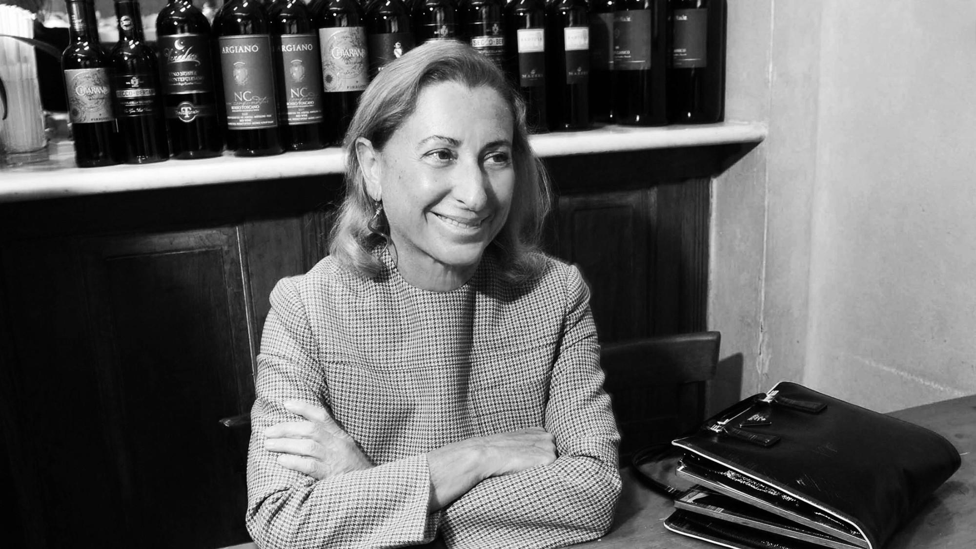 The only wisdom you will ever need courtesy of Miuccia @Prada: http://t.co/fXqToLAzO7 http://t.co/5dXdC4M8nF